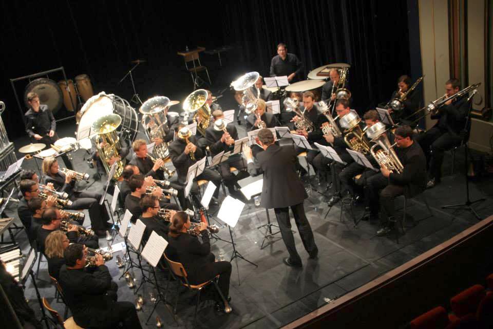Ensemble de Cuivres Jurassien o.l.v. Blaise Héritier