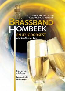 BBH-aperitiefconcert-2014-affiche
