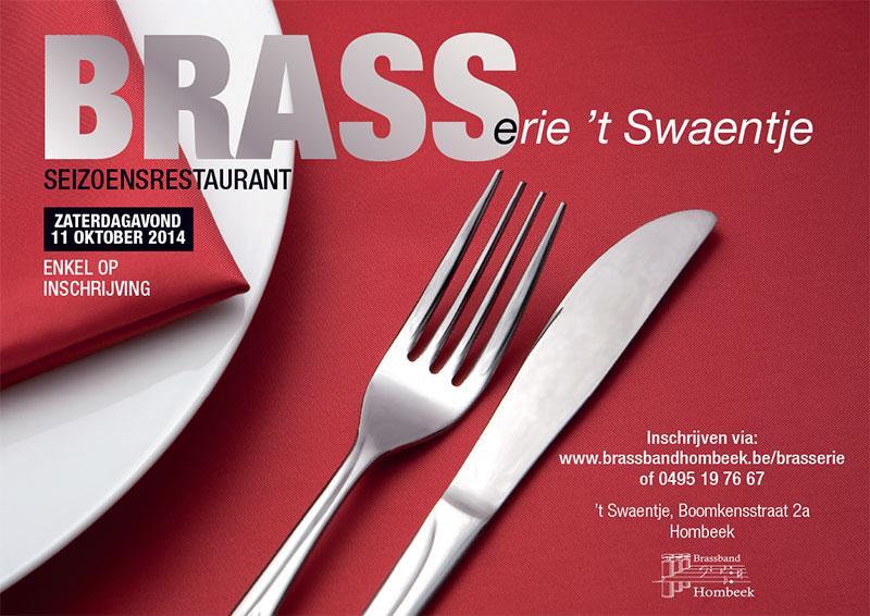 BRASSerie 2014-affiche