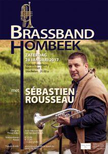 Affiche concert 28 jan 17 Sebastien Rousseau